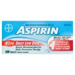 0056500001207_T1_Aspirin_81_mg_120_Tablets_Enteric_Coated