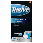 0058478102351_T1_Thrive_Nicotine_Replacement_Lozenges_Peppermint_Ch
