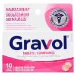 0058738325513_T1_Gravol_Dimenhydrinate_Tablets_USP_50_mg_10_Tablets