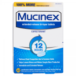 0363824932453_T1_Mucinex_Expectorant_12_Hours_40_Guaifenesin_Tablet